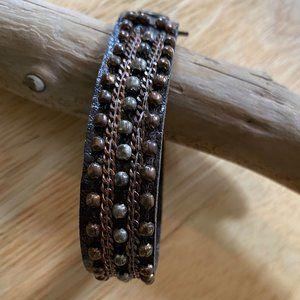 Jewelry - Soft Leather Bracelet